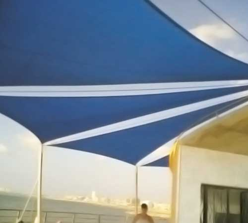 تركيب مظلات وسواتر بالدمام